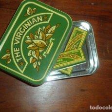 Coleccionismo: CAJA Y PAPEL DE FUMAR. GOLDEN VIRGINIA. Lote 218161986