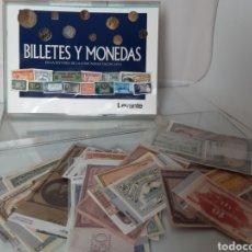 Coleccionismo: COLECCION MONEDAS Y BILLETES DE LA COMUNIDAD VALENCIANA INCOMPLETA. Lote 218588758