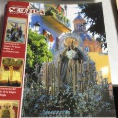Coleccionismo: BOLETIN DE LAS COFRADIAS DE SEVILLA - Nº 582 - AGOSTO 2007. Lote 218781780