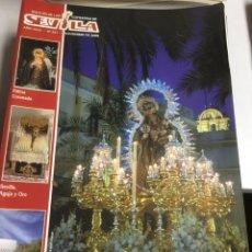 Coleccionismo: BOLETIN DE LAS COFRADIAS DE SEVILLA - Nº 561 - NOVIEMBRE 2005. Lote 218782038