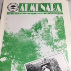 Coleccionismo: ALMENARA - REVISTA DEL CIRCULO AMIGOS DE PEÑAFLOR - Nº 1 - JULIO 1994. Lote 218784898