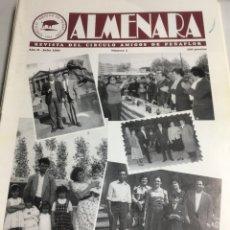 Coleccionismo: ALMENARA - REVISTA DEL CIRCULO AMIGOS DE PEÑAFLOR - Nº 2 - JULIO 1995. Lote 218785278