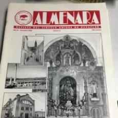 Coleccionismo: ALMENARA - REVISTA DEL CIRCULO AMIGOS DE PEÑAFLOR - Nº 5 - DICIEMBRE 1996. Lote 218785466