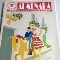 Coleccionismo: ALMENARA - REVISTA DEL CIRCULO AMIGOS DE PEÑAFLOR - Nº 8 - DICIEMBRE 1998. Lote 218785795