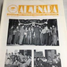 Coleccionismo: ALMENARA - REVISTA DEL CIRCULO AMIGOS DE PEÑAFLOR - Nº 3 - DICIEMBRE 1995. Lote 218786008