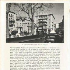 Coleccionismo: LAMINA 21578: RAMBLA DE FIGUERES. Lote 218817452