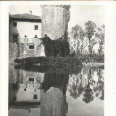 Coleccionismo: LAMINA 21583: CASTILLO DE PERELADA. Lote 218817510