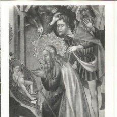 Coleccionismo: LAMINA 21586: ADORACION DE LOS REYES, RETABLO EN BANYOLES. Lote 218817576