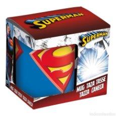 Coleccionismo: TAZA SUPERMAN DC COMICS CERAMICA. Lote 218847355