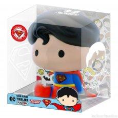 Coleccionismo: HUCHA - SUPERMAN CHIBI. Lote 218850358