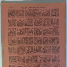 Coleccionismo: AUCA/ALELUYA VIDA DE UNA CRIADA DE SERVIR-SUCESORES DE HERNANDO. Lote 218898633