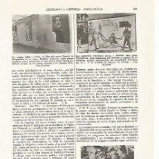 Coleccionismo: LAMINA ESPASA 13376: JEQUE MUJIBUR RAHMAN DE BANGLADESH. Lote 219320900
