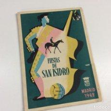 Coleccionismo: PROGRAMA DE MADRID FIESTAS DE SAN ISIDRO.. Lote 221456685