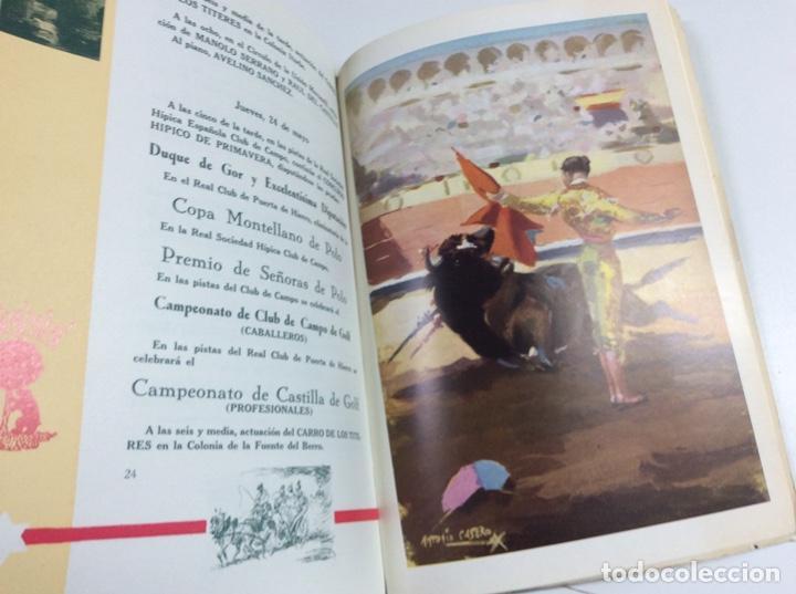 Coleccionismo: Programa de Madrid fiestas de San Isidro. - Foto 2 - 221456685