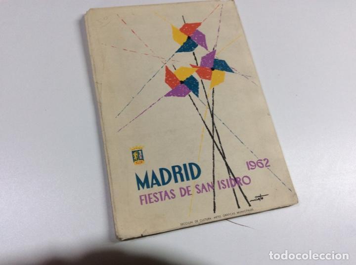 Coleccionismo: Programa de Madrid fiestas de San Isidro. - Foto 3 - 221456685