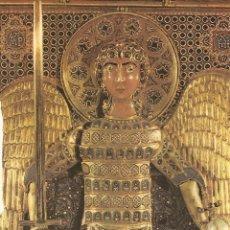 Coleccionismo: LAMINA 046: EL ARCANGEL SAN MIGUEL TESORO DE SAN MARCOS DE VENECIA. Lote 221627146