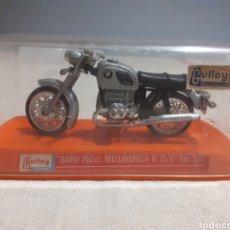 Coleccionismo: GUILOY- MADE IN SPAIN- BMW 750CC BICILINDRICA R 75/5- REF 275. Lote 221776323