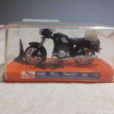 Coleccionismo: GUILOY- MADE IN SPAIN- BMW 750CC TRAFICO- REF. 279. Lote 221777425