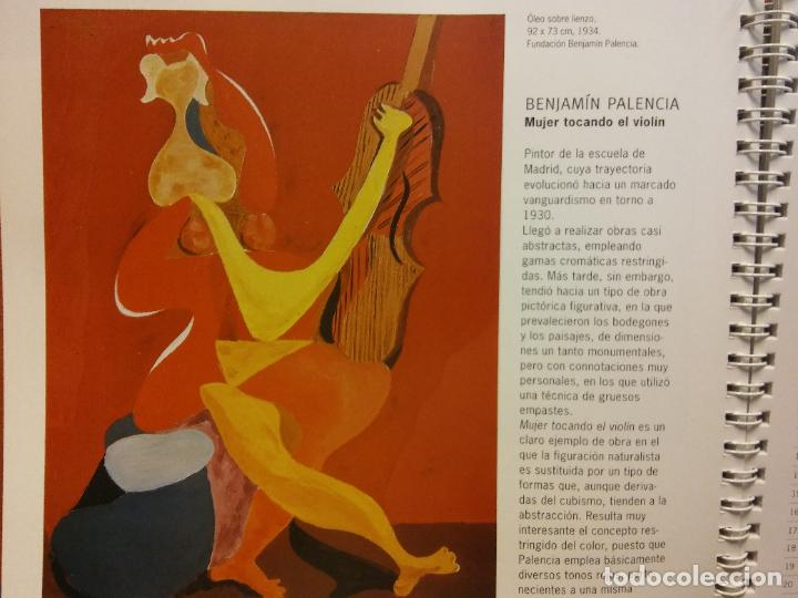 Coleccionismo: AGENDA CULTURAL. ARTE ESPAÑOL E HISPANOAMERICANO DEL SIGLO XX. LOURDES CIRLOT. AGENDA CULTURAL 2000 - Foto 3 - 221787357
