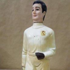 Coleccionismo: BRANDY REAL MADRID NOGUERA COMAS BARELONA. Lote 221846575