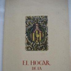 Coleccionismo: TARRASA. 1955. EL HOGAR DE LA ANCIANIDAD. CAJA DE AHORROS DE TARRASA.. Lote 221876462