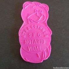 Coleccionismo: FICHA DE FERIA. Lote 222019242