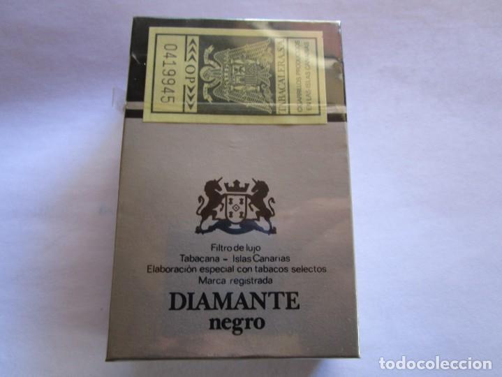 Coleccionismo: DIAMANTE . PAQUETE DE TABACO MUY ANTIGUO EN PERFECTO ESTADO DE CONSERVACION - Foto 2 - 222433786