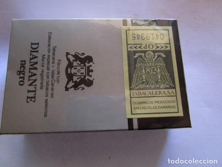 Coleccionismo: DIAMANTE . PAQUETE DE TABACO MUY ANTIGUO EN PERFECTO ESTADO DE CONSERVACION - Foto 3 - 222433786