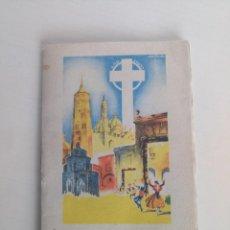 Coleccionismo: LIBRETO GUÍA ZARAGOZA 1950. Lote 222541877
