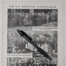 Coleccionismo: NOTICIAS DE LA REGIÓN CATALANA. 1918. Lote 222827973