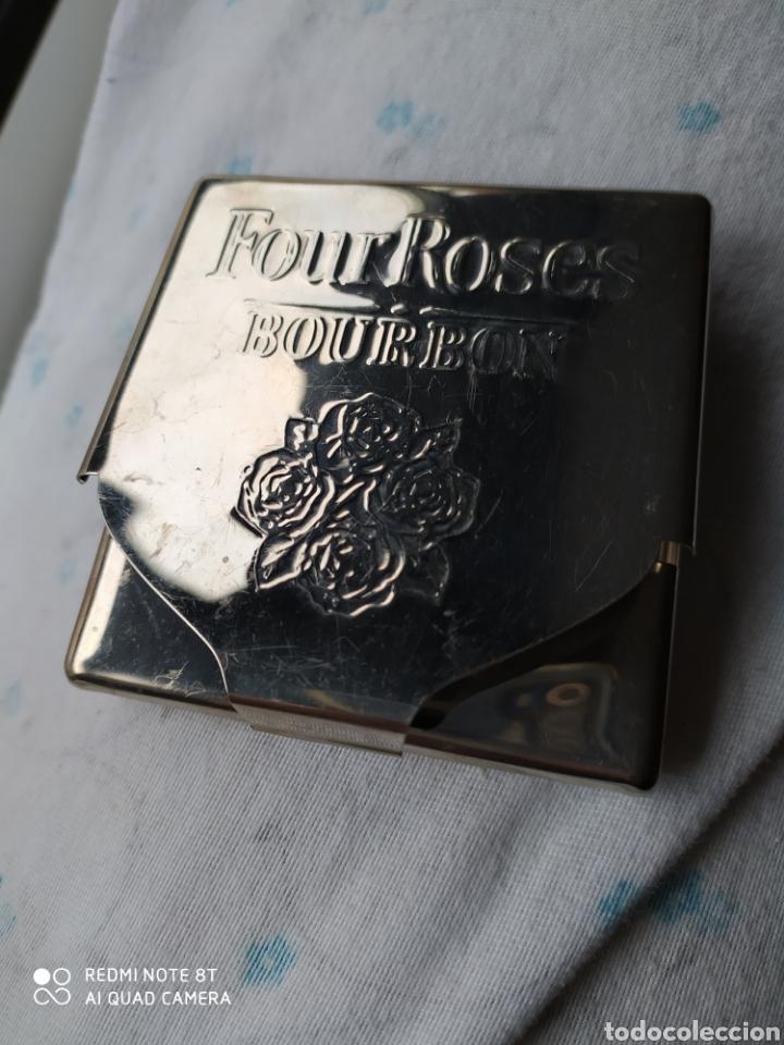 PITILLERA FOUR ROSES (Coleccionismo - Objetos para Fumar - Otros)