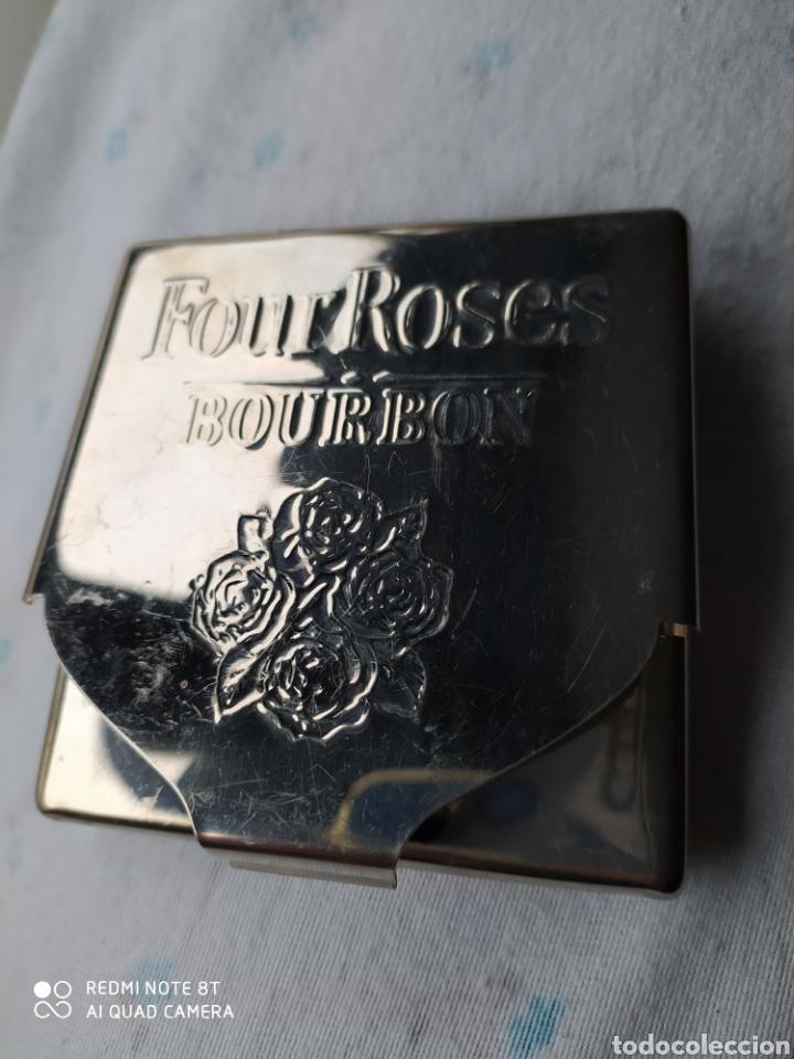 Coleccionismo: Pitillera Four Roses - Foto 2 - 223115997