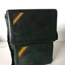 Coleccionismo: LOTE DE RACIONES INDIVIDUALES DE COMBATE - FUERZAS ARMADAS ESPAÑA. Lote 223399647