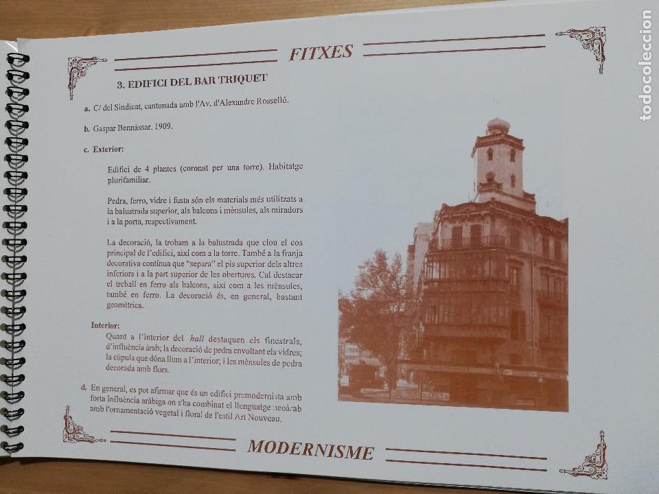 Coleccionismo: EL MODERNISME A MALLORCA. MATERIAL COMPLEMENTARI (GOVERN BALEAR) - Foto 5 - 223411641