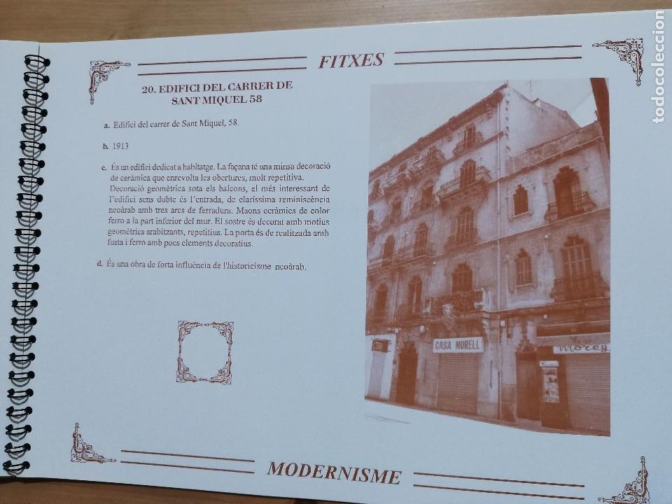Coleccionismo: EL MODERNISME A MALLORCA. MATERIAL COMPLEMENTARI (GOVERN BALEAR) - Foto 9 - 223411641