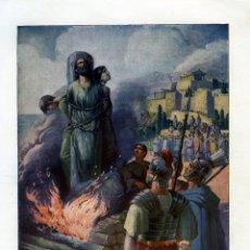 Coleccionismo: VENTISIETE LAMINAS DE HECHOS HISTORICOS - VER FOTOS ADICIONALES DEL RESTO DE LAMINAS .. Lote 223782116