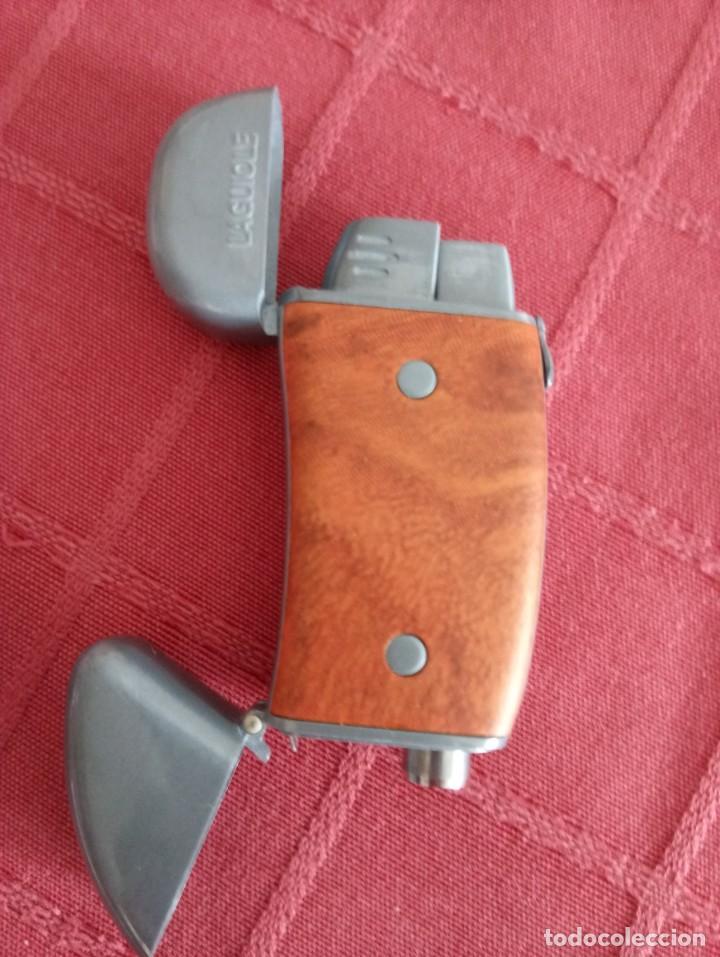 Coleccionismo: Caja del casa laguiole con un cortapuros y un encendedor. - Foto 4 - 223798930