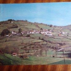 Coleccionismo: SANTA EULALIA, CONCEJO DE CABRANES. FOTO ARCHIVO G.E.A. 21X17,5 CM. Lote 224871528