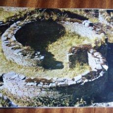 Coleccionismo: CASTRO DE COAÑA. FOTO ARCHIVO G.E.A. 22X17,5 CM.. Lote 225145962