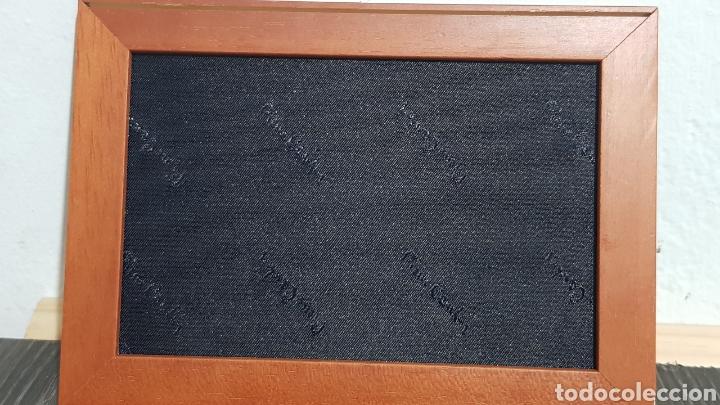 Coleccionismo: PIERRE CARDIN - PLATA MARCO CON CHAPA DE PLATA 5.7 GRAMOS MIDE 16X12 - Foto 4 - 225756480