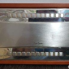 Coleccionismo: PIERRE CARDIN - PLATA MARCO CON CHAPA DE PLATA 5.7 GRAMOS MIDE 16X12. Lote 225756480
