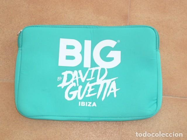 Coleccionismo: Neceser publicidad fiesta BIG. David Guetta. Ibiza - Foto 6 - 225932520