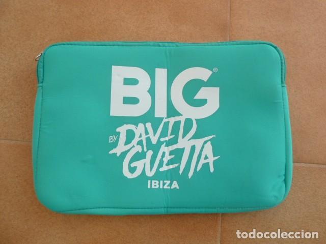 Coleccionismo: Neceser publicidad fiesta BIG. David Guetta. Ibiza - Foto 8 - 225932520