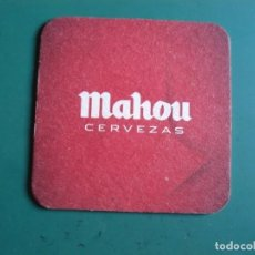 Coleccionismo: POSAVASOS CERVEZA MAHOU. Lote 226077012