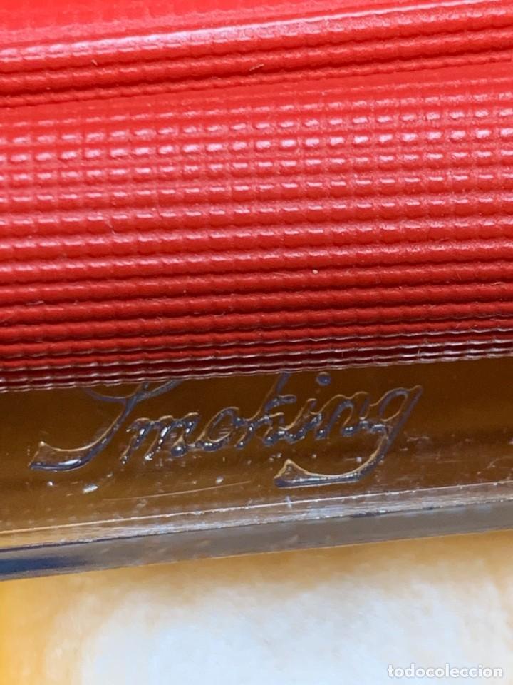 Coleccionismo: MAQUINA LIAR CIGARRILLOS SMOKING CIGARETTES ROLLING MACHINE 3X3X12,5CMS - Foto 14 - 226111520