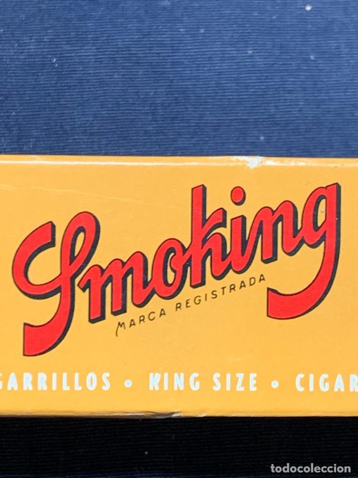 Coleccionismo: MAQUINA LIAR CIGARRILLOS SMOKING CIGARETTES ROLLING MACHINE 3X3X12,5CMS - Foto 15 - 226111520