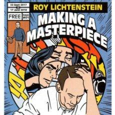 Coleccionismo: COMIC ROY LICHTENSTEIN.. Lote 226252135