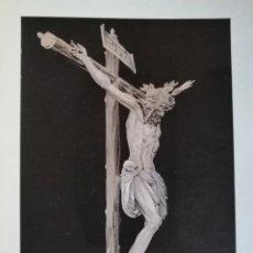 Coleccionismo: SEVILLA SEMANA SANTA, CRISTO DEL AMOR, ALBARRÁN. Lote 226600555
