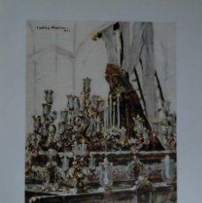 Coleccionismo: SEVILLA SEMANA SANTA, SOLEDAD DE SAN LORENZO. Lote 226602345