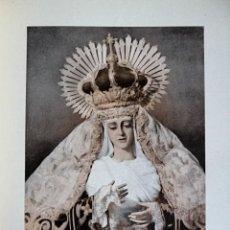 Coleccionismo: SEVILLA SEMANA SANTA, VIRGEN DE REGLA. Lote 226603045